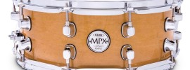 Mapex MPX14 inch x 5.5 inch all maple snare drum