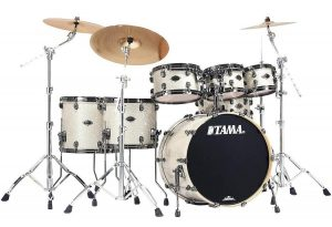 Tama Satarclassic Performer B/B Birch/Bubinga 7pc Drum Set