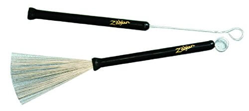 Zildjian Professional Wire Brushes, Retractable