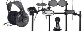 Yamaha DTX522K 5-Piece Electronic Drum Set