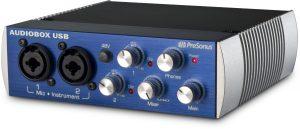 Presonus AudioBox USB Audio Interface Review 2018