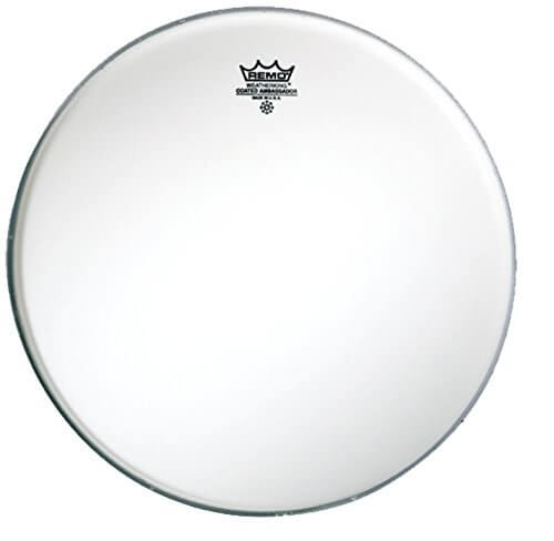 Remo WeatherKing Ambassador Coated Drum Head