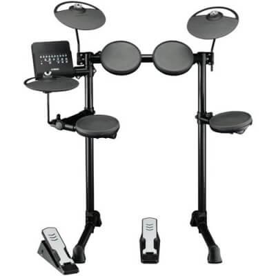 Yamaha DTX400K Customizable Electronic Drum Set