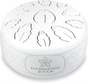 Harmonic Star Steel Tongue Drum