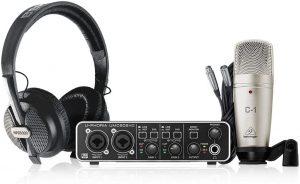 Behringer U-Phoria Studio Pro Multitrack Recorder