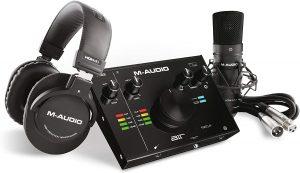 M-Audio AIR 192 4 Complete Recording Bundle